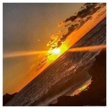 Sunset Anguilla.  - sunset, anguilla - etbtravelphotography | ello