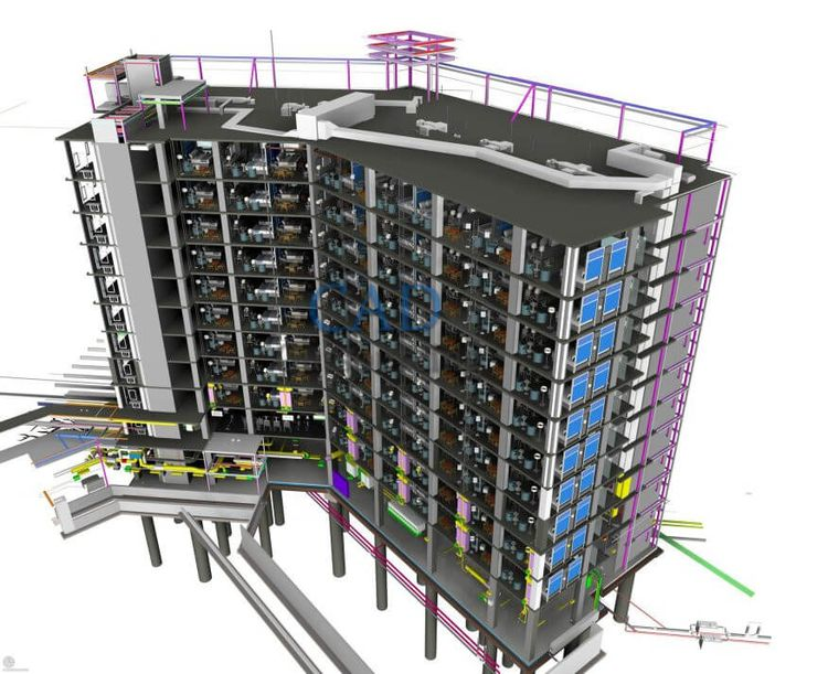 Structural Building Information - cad2ddrafting | ello