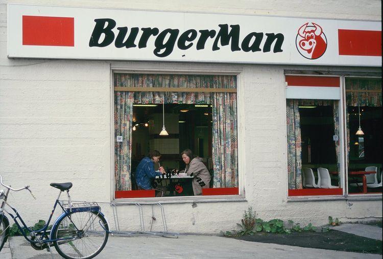 BurgerMan 1996 - tromsø, norway - zimmerkai | ello