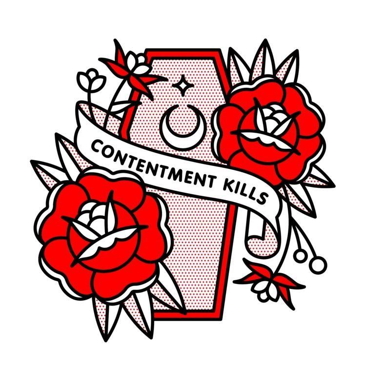 Contentment Kills. Stay hungry - champnyc   ello