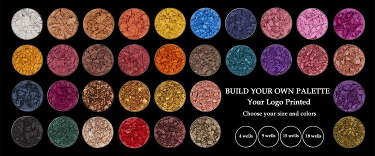 MAKEUP Palette eyeshadow manufa - alanstruat12   ello