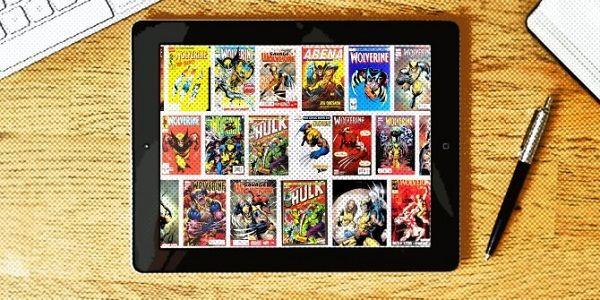 6 Comic Book Reader Apps iOS An - laurensmith   ello