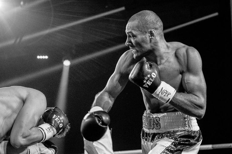 Knockout punch coming - knockoutvictory - velosportsuk | ello
