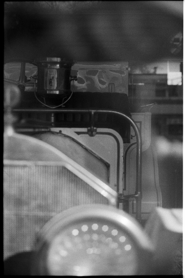 engine, Vancouver Firehall 20 - nikonf3 - kch | ello