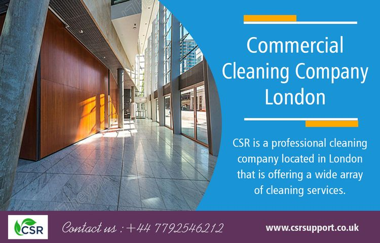Professional Commercial Cleanin - commercialcleaninglondon | ello
