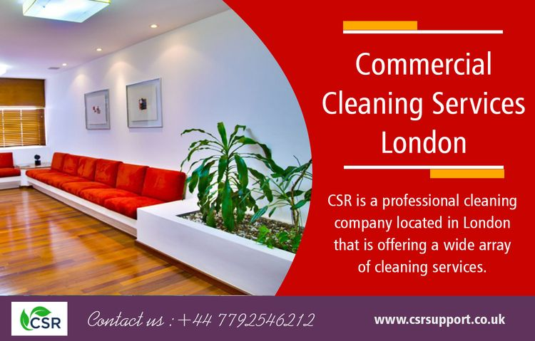 Commercial Cleaning London Prof - commercialcleaninglondon | ello