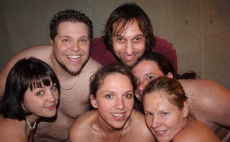 nude actor, writer, comedian La - bepa   ello
