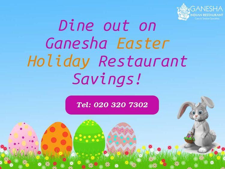 Dine Ganesha Easter Holiday Res - ganesharestaurant   ello