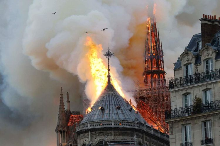 SINS NOTRE DAME. LORD Samuel, c - funnypaperz   ello