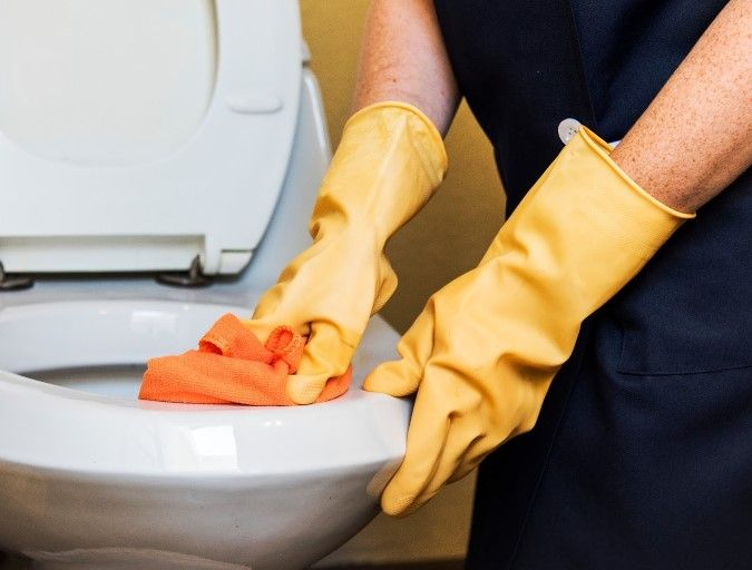 Commercial Bathroom Cleaning re - commercialcleaningmn | ello