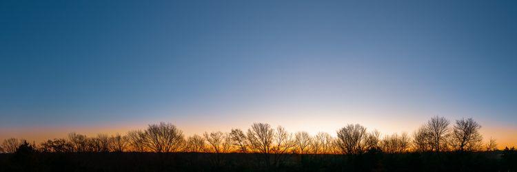 Sunrise Ridge Trees ridge McKin - 75centralphotography | ello