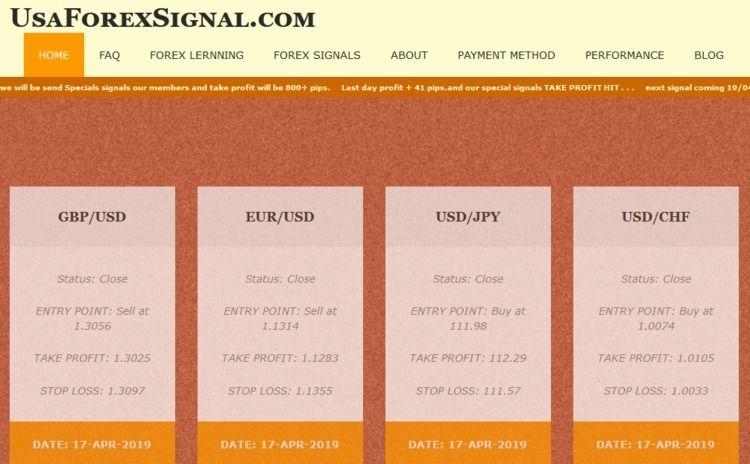 Accurate Forex Signals: accurat - usaforexsignal   ello