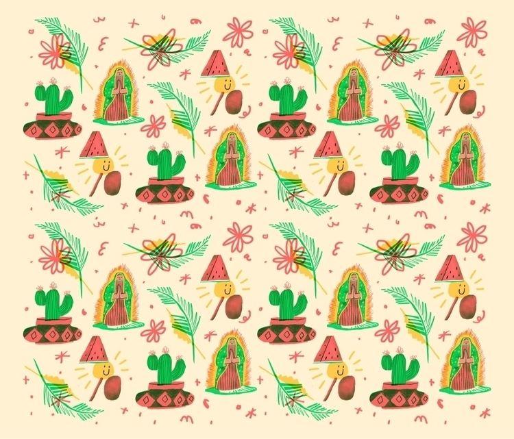 Pattern design - elpajaro | ello