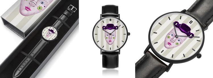 Limited Edition watch PATROU - patrou | ello
