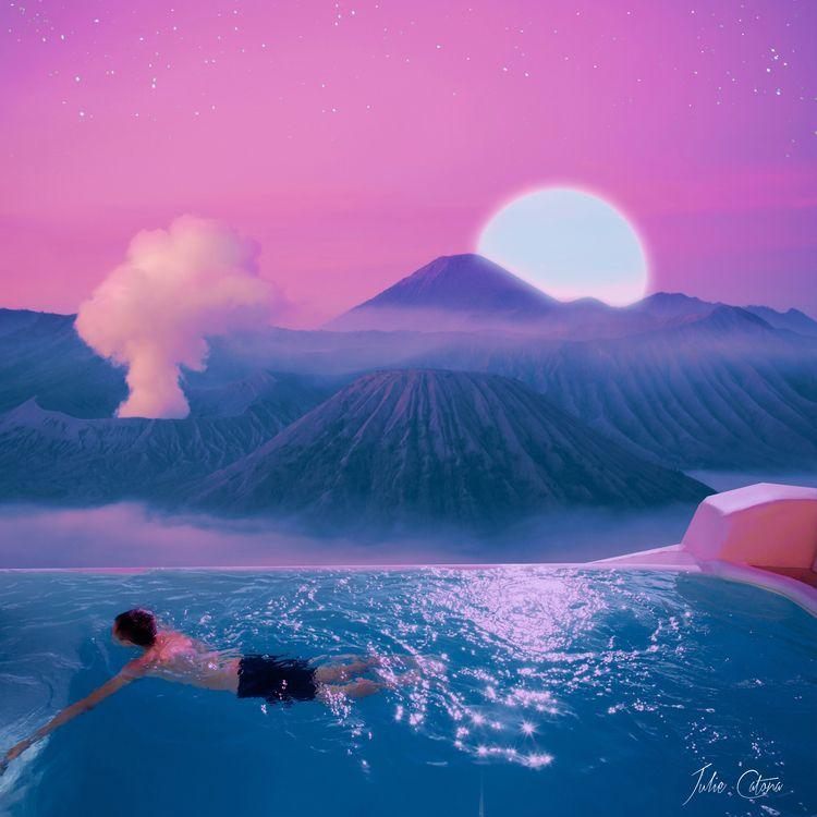 :ocean:Moving Meditations:ocean - juliecatona   ello