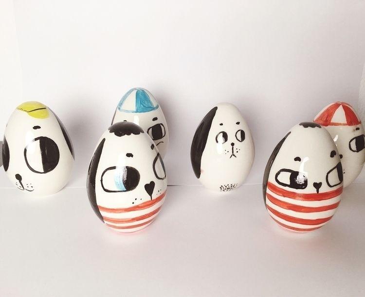 Egg pups - evigeo | ello