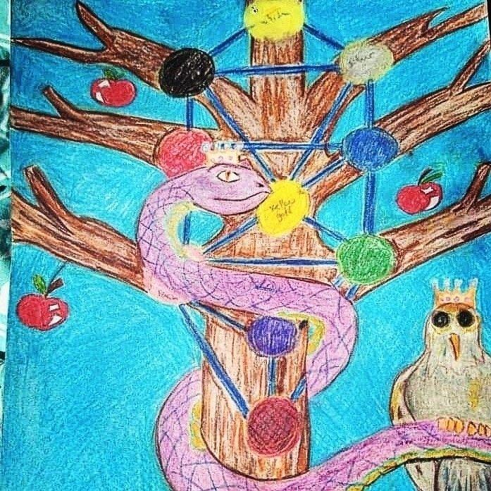 colored pencil water - trustinjah | ello
