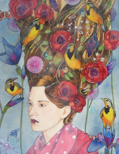 Amazing paintings Portland base - nettculture | ello