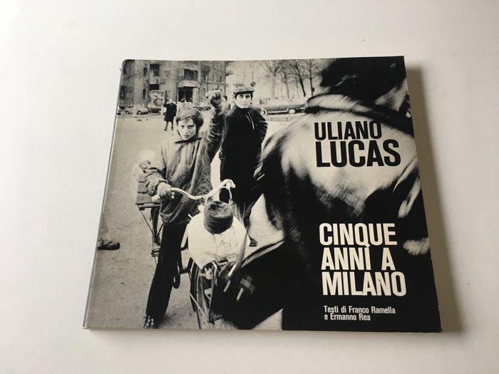 Uliano Lucas, Franco Ramella Er - bintphotobooks | ello