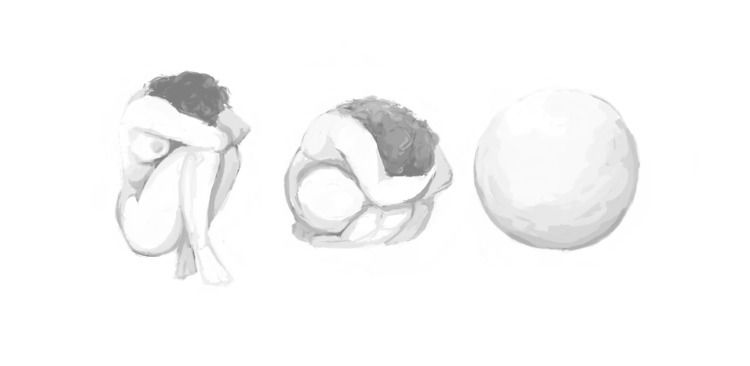 curling ball (dying) - transfor - spectral_scythes | ello