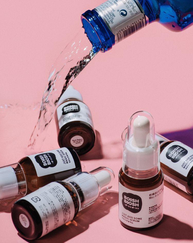 Identity luxury skincare makeup - newagency   ello