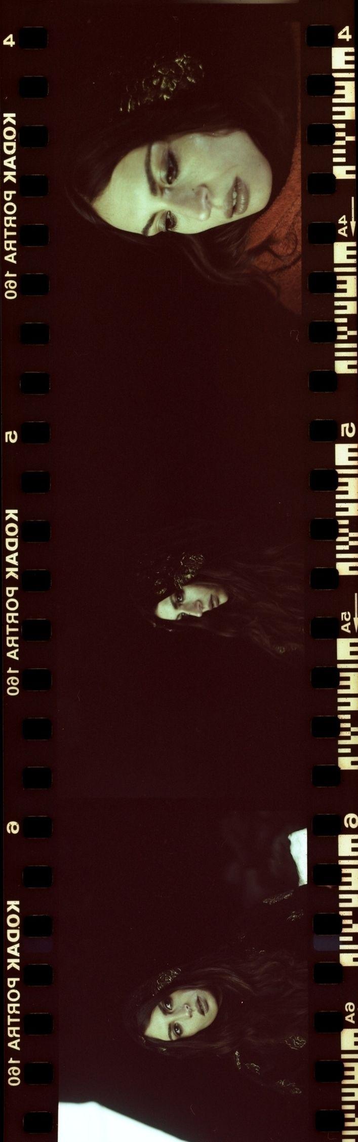 portrait night set - photography - cabra   ello
