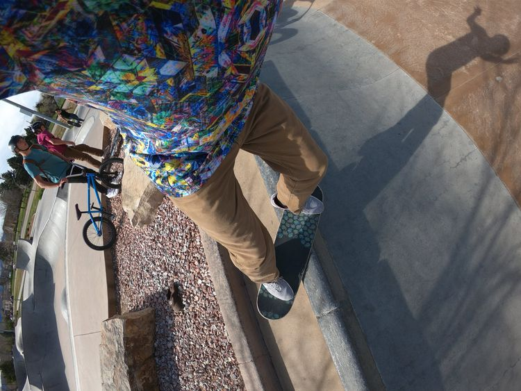 ACCIDENTAL SKATEBOARD SELFIES  - ericfickes | ello