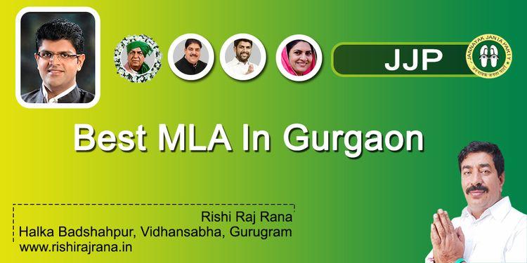 Rishi Raj Rana MLA Gurgaon Pala - rishirajrana | ello