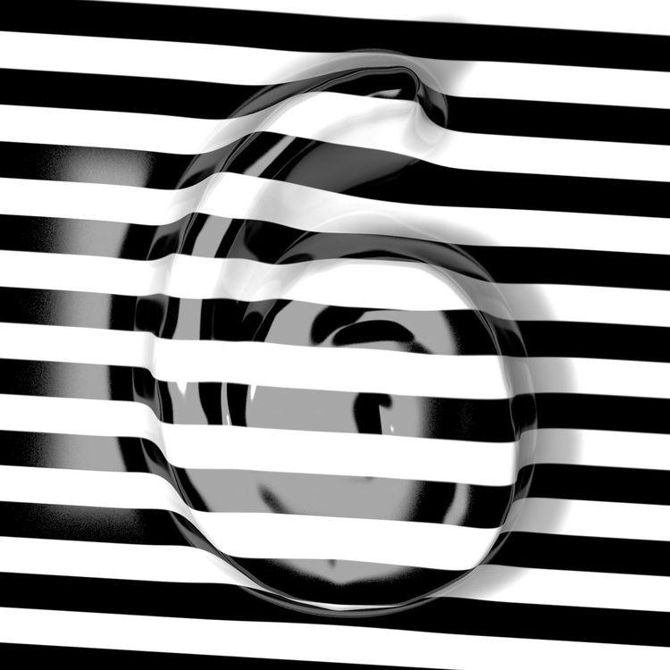 6  - art, design, 36daysoftype_6 - rebecca_jane   ello
