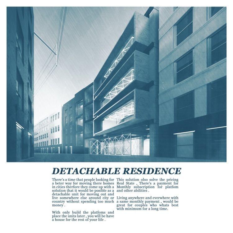 architecture, architect, concept - mohammadali_razizadeh | ello