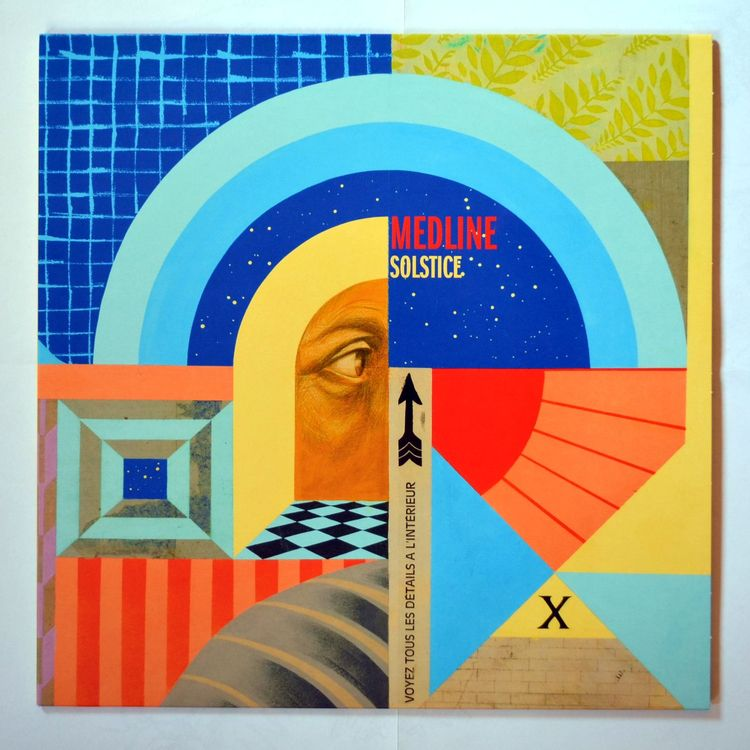 Medline Solstice Artwork Clémen - mybags   ello