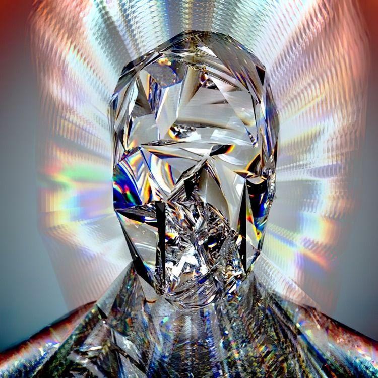 / Aura - digital, sculpture, render - z3rogravity | ello
