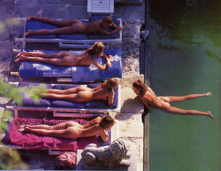 naked, nude, sun, suntan, tan - ukimalefu | ello