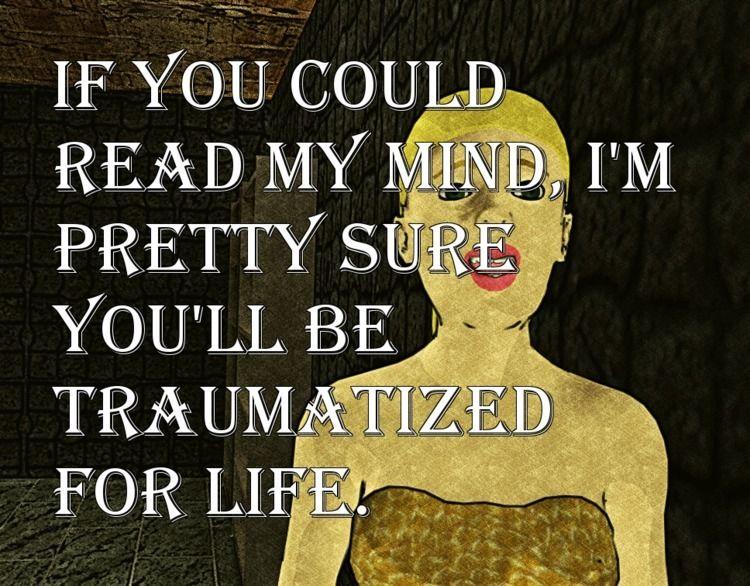 read mind, pretty traumatized l - nordicbalt | ello