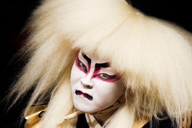 Kabuki_mono Japanese traditiona - 410 | ello