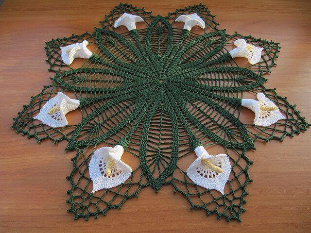 perfect crochet work blown deta - brunacrochet | ello