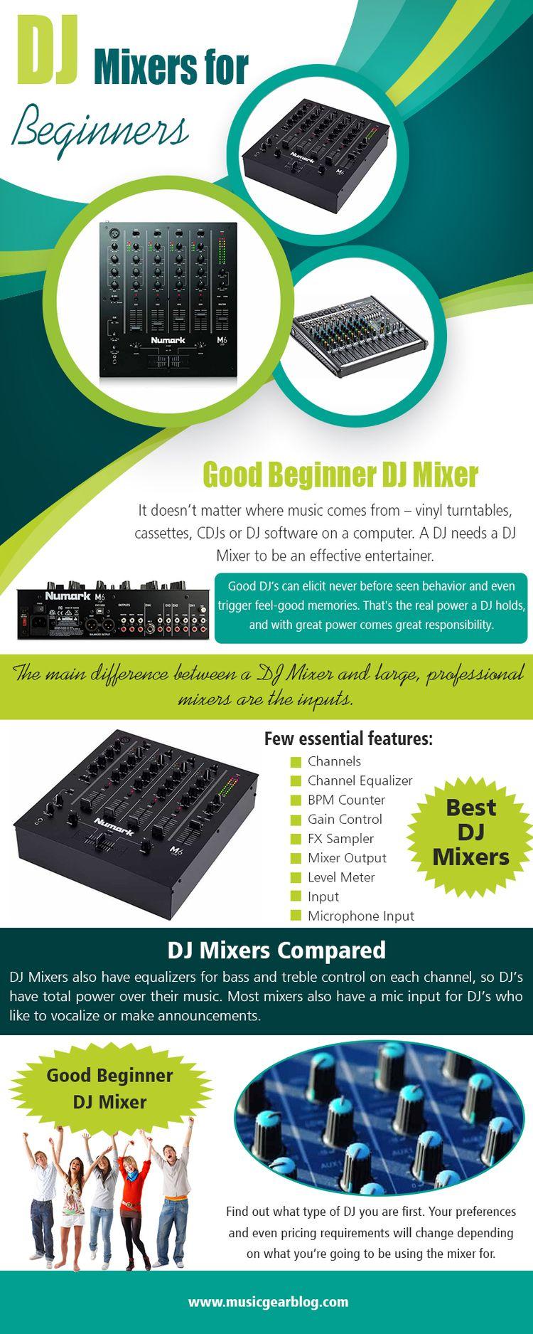 DJ Mixer Beginners mixers begin - bestdrumpractice | ello