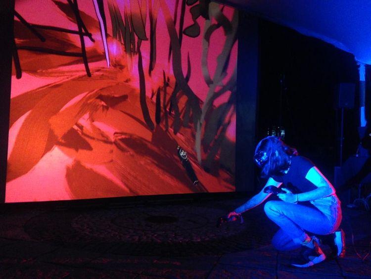360 virtual painting Google Til - helenagarza | ello