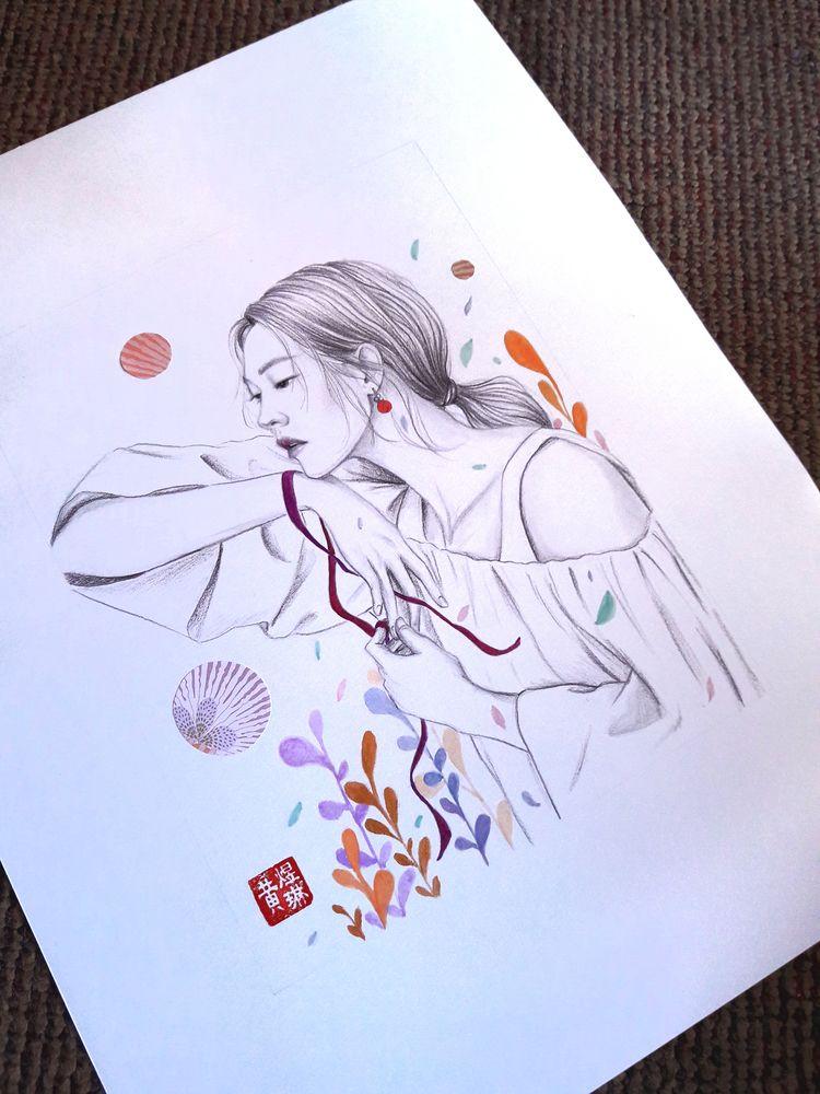 Art Epilepsy auction Pearl ends - j0eyg1rl | ello