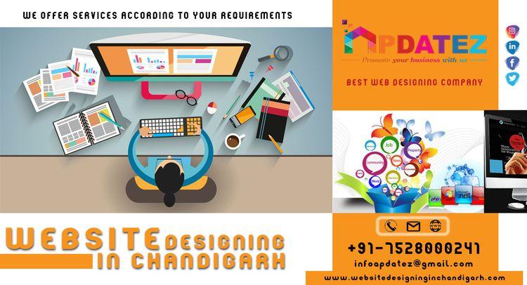 Website Designing Chandigarh -  - infoapdatez | ello