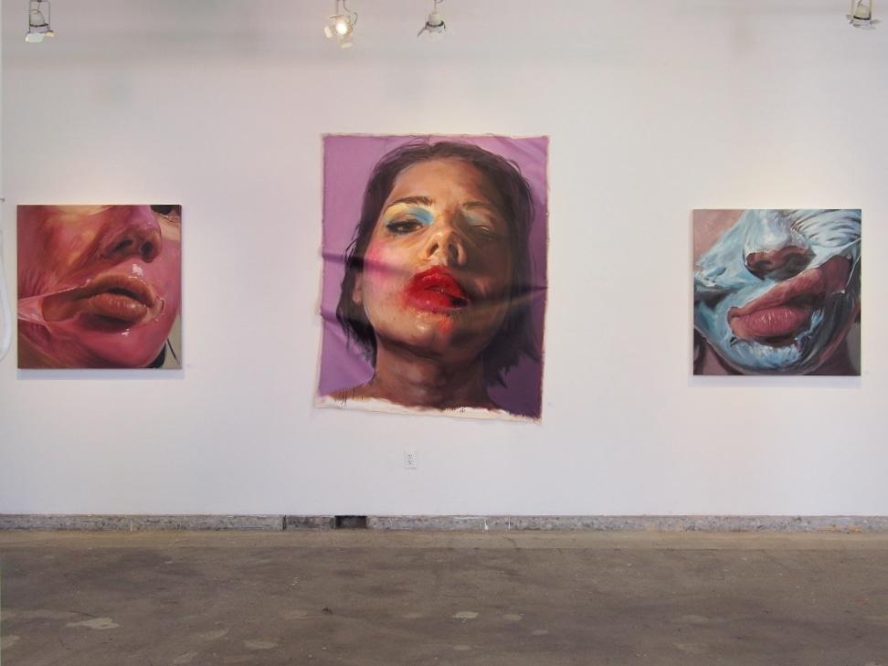 pieces year review exhibition w - megankoth   ello