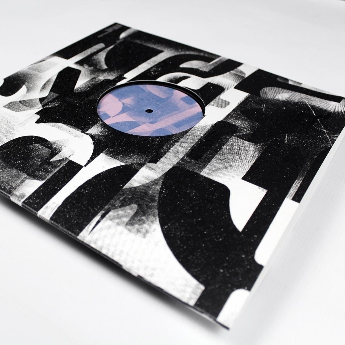 Album sleeve design Late Night  - typefart   ello