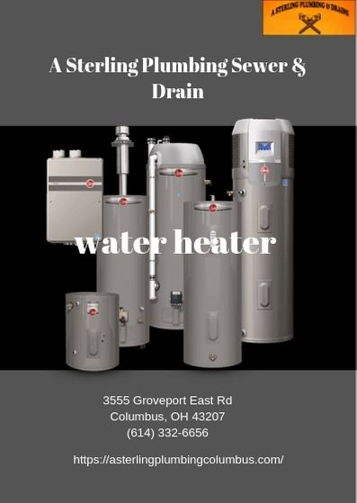 Water Heater Installation Colum - asterlingplumbing | ello