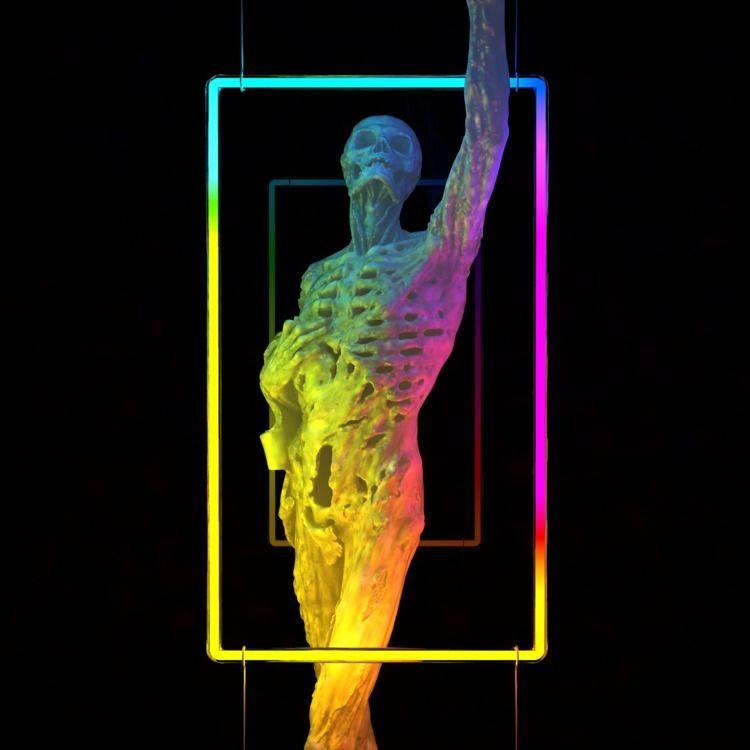 Le Transi de Rene Chalon - 3D, C4D - vjaimy   ello
