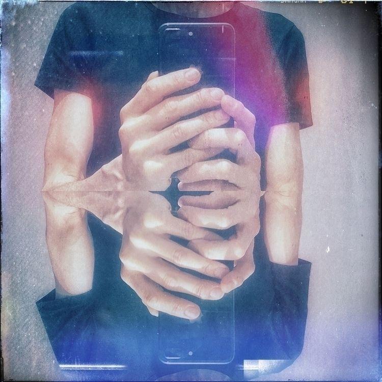 Selfie Hands - rsfransesch, selfportrait - rsfransesch | ello