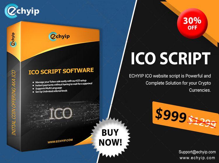 deal start ICO token sales busi - uhyipscript | ello