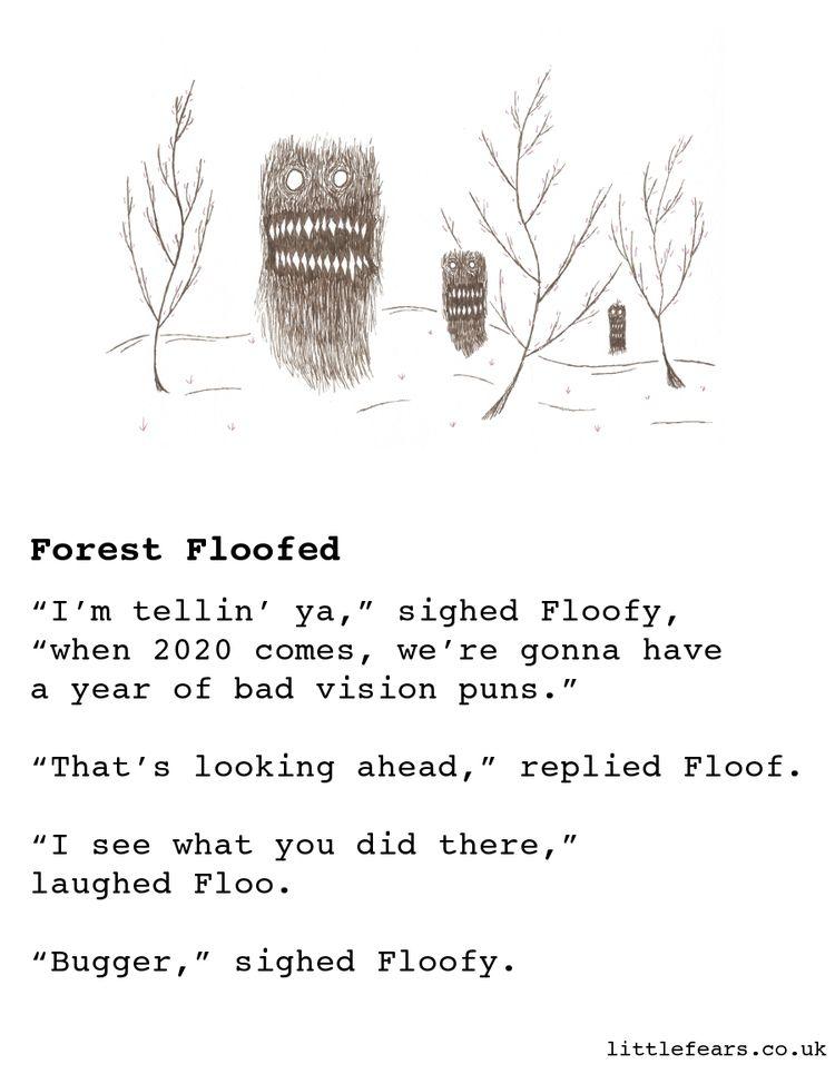 Floof. bestest names. Tomorrow  - littlefears | ello