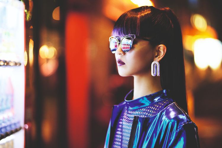 Thnx Magazine Paris Tokyo night - sinanoori | ello
