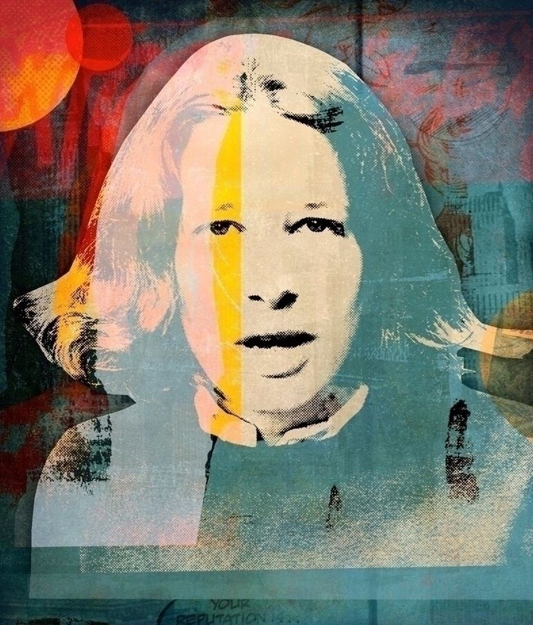Untitled (Fran) 2019 - conceptual - lushhungarian   ello