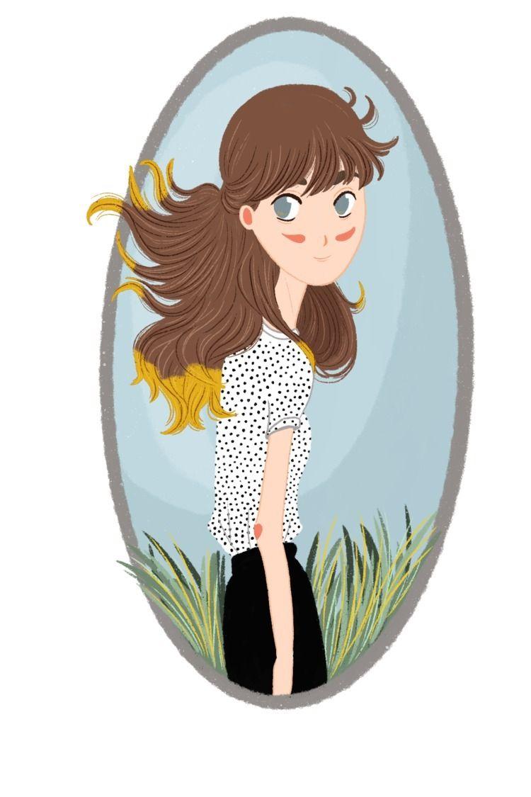 warmer - spring, summer, digitalart - wildflower86 | ello